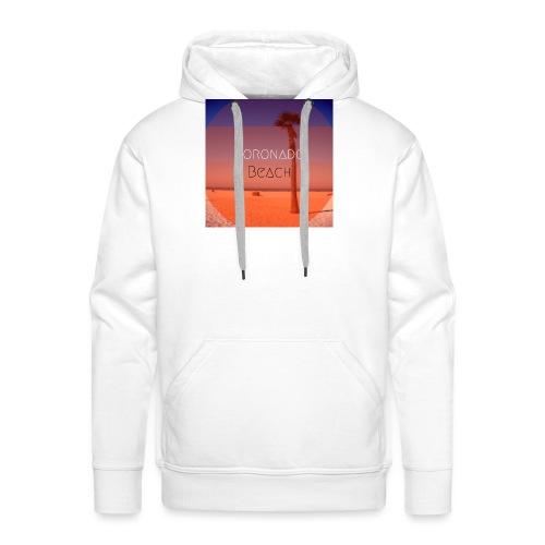Coronado Beach - Männer Premium Hoodie