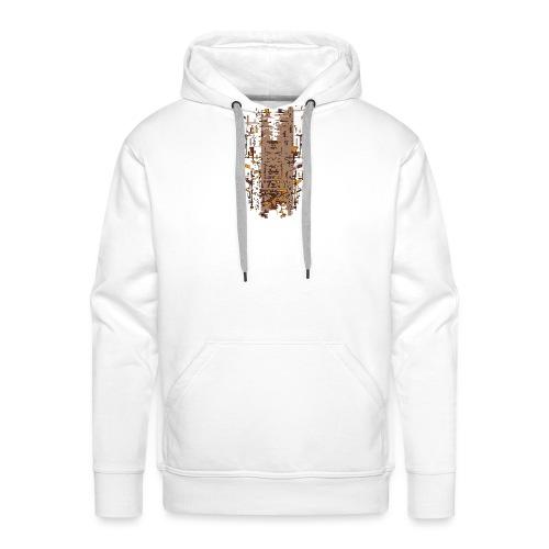 citrix - Sweat-shirt à capuche Premium pour hommes