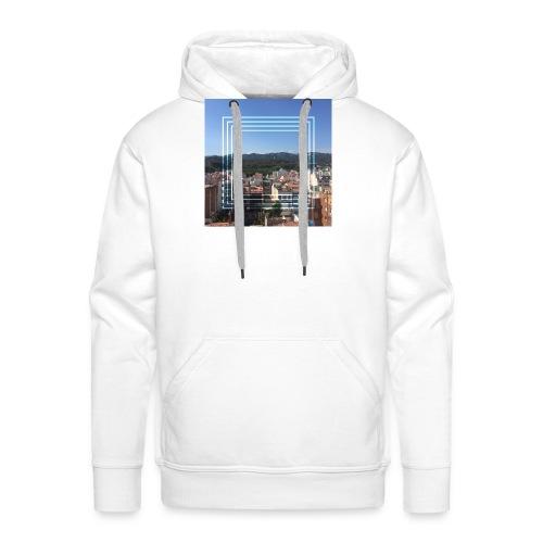 Calella in June - Mannen Premium hoodie