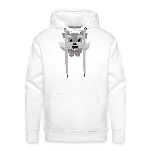Doggy - Sudadera con capucha premium para hombre
