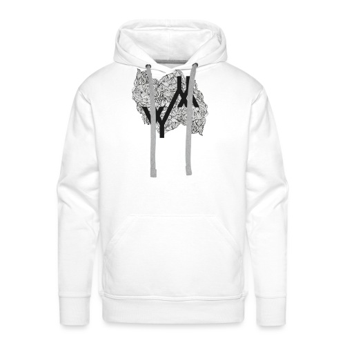YYYY - Sweat-shirt à capuche Premium pour hommes
