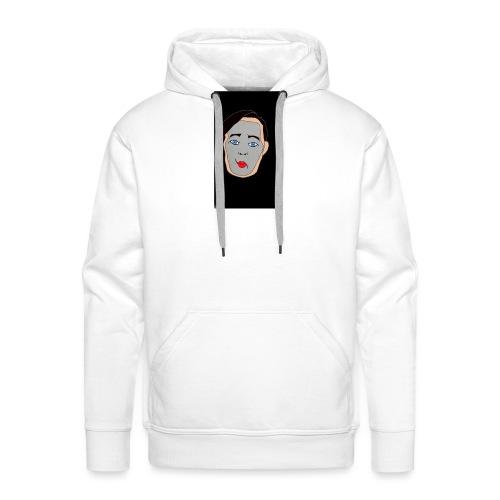 MIMO - Sudadera con capucha premium para hombre