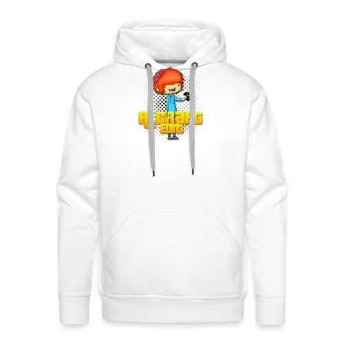 Diseño Simple AlCraft Edit - Sudadera con capucha premium para hombre