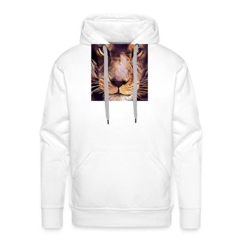 leon - Sudadera con capucha premium para hombre