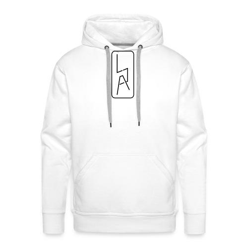T-shirt LCA - Sweat-shirt à capuche Premium pour hommes