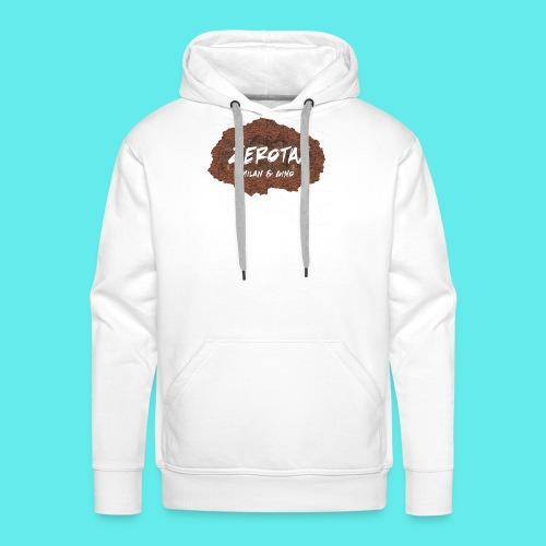 ZeroTax Merch - Mannen Premium hoodie