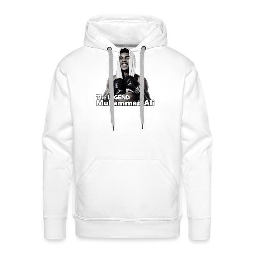 Muhammad_ali - Mannen Premium hoodie