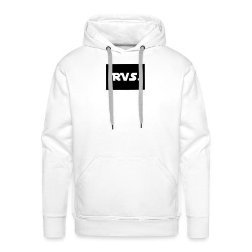 RVS - Mannen Premium hoodie