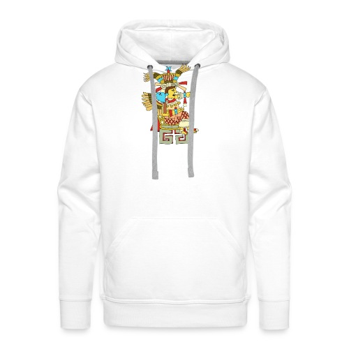 Xochiquetzal Aztec Aztekenmuster Hipster - Männer Premium Hoodie