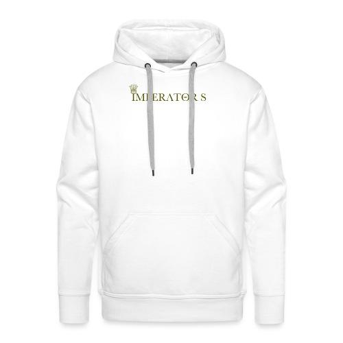 Impérieux Impérator - Sweat-shirt à capuche Premium pour hommes