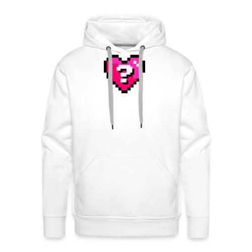 AQuoiValentin - Sweat-shirt à capuche Premium pour hommes