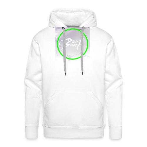 Logo_Blitz - Männer Premium Hoodie