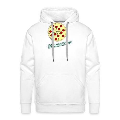 Pizzacrew png - Männer Premium Hoodie