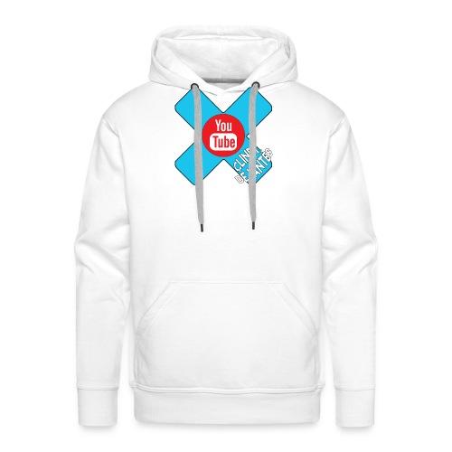 clinetdéjantés - Sweat-shirt à capuche Premium pour hommes