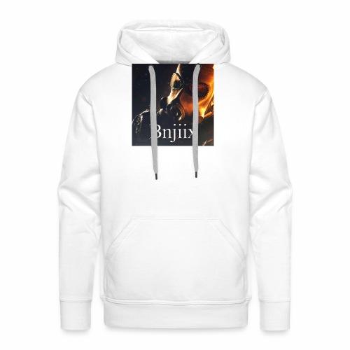 Bnjiix Boutique - Sweat-shirt à capuche Premium pour hommes