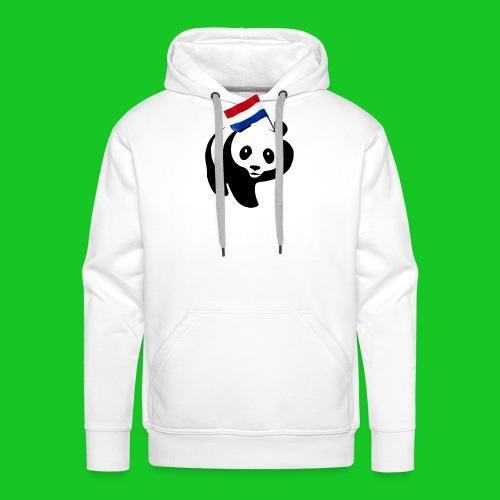 Nederlandse Panda png - Mannen Premium hoodie