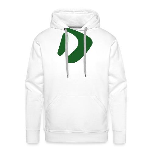 Logo D Green DomesSport - Männer Premium Hoodie