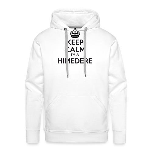 Himedere keep calm - Men's Premium Hoodie