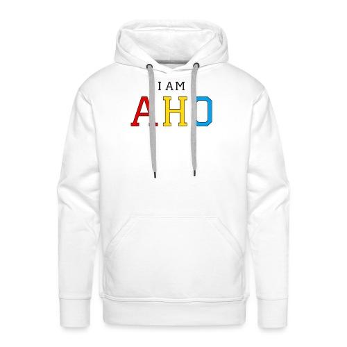 I am aho - Men's Premium Hoodie
