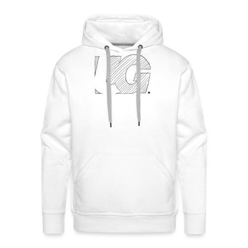 UG Logo sketch - Men's Premium Hoodie