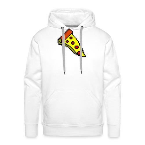 Pepperoni Pizza - Men's Premium Hoodie