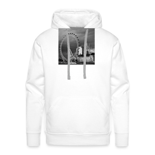 London Eye - Men's Premium Hoodie