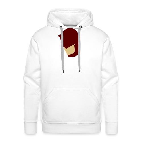 Daredevil Simplistic - Men's Premium Hoodie