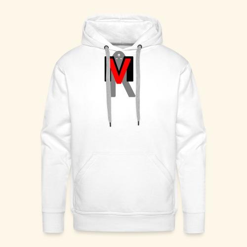 MVR LOGO - Men's Premium Hoodie