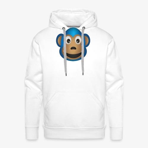 Affenbande Lemur - Männer Premium Hoodie