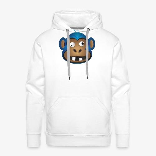 Affenbande Schimpanse - Männer Premium Hoodie