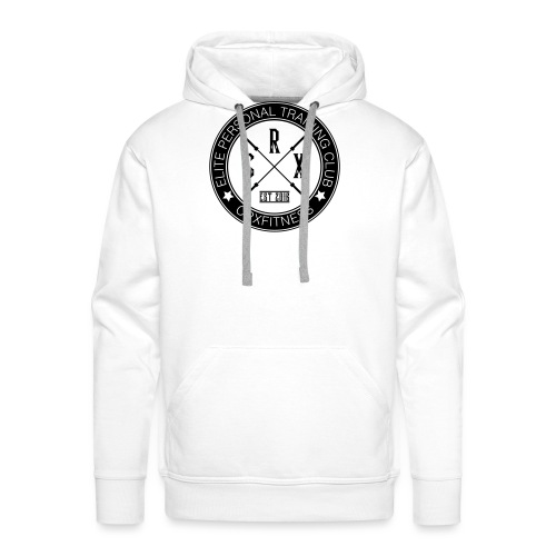CRXFitness Logo - Men's Premium Hoodie