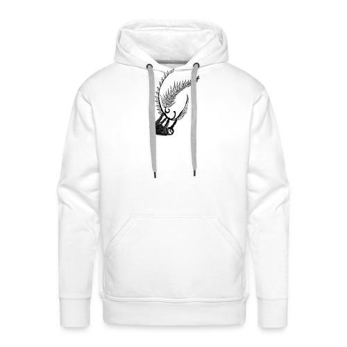 paresseux - Sweat-shirt à capuche Premium pour hommes