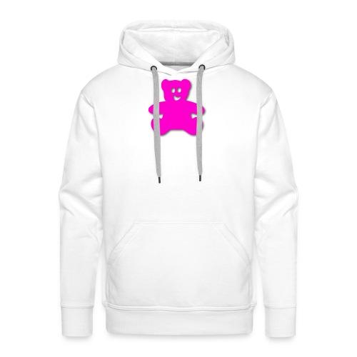 teddy bär - Männer Premium Hoodie
