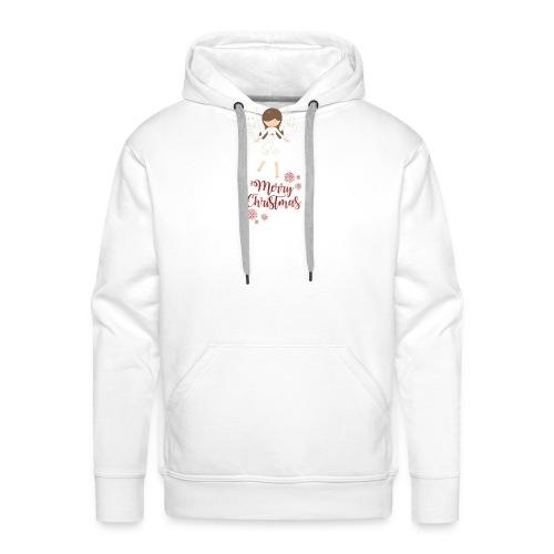 Weihnachtstasse - Männer Premium Hoodie