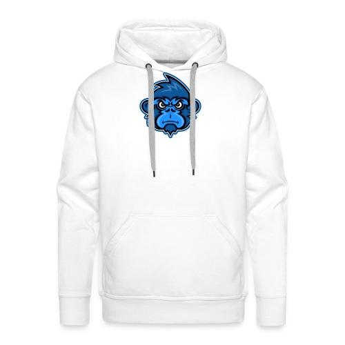 Angry Monkey - Männer Premium Hoodie
