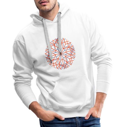 Altered Perception - Men's Premium Hoodie