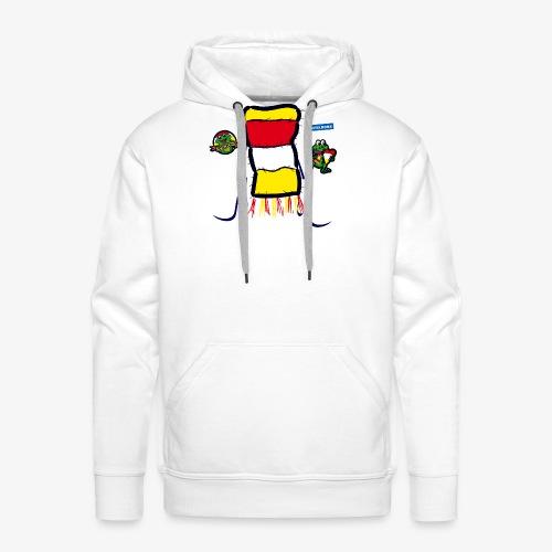 Oeteldonk Kiel - Mannen Premium hoodie