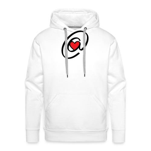 Arolove - Sweat-shirt à capuche Premium pour hommes