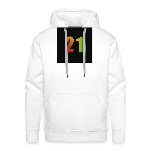 21 Hoody - Männer Premium Hoodie