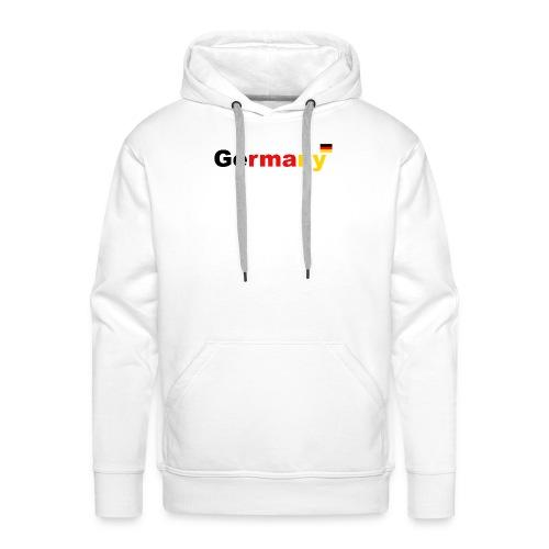 Germany Deutschland Германия - Männer Premium Hoodie