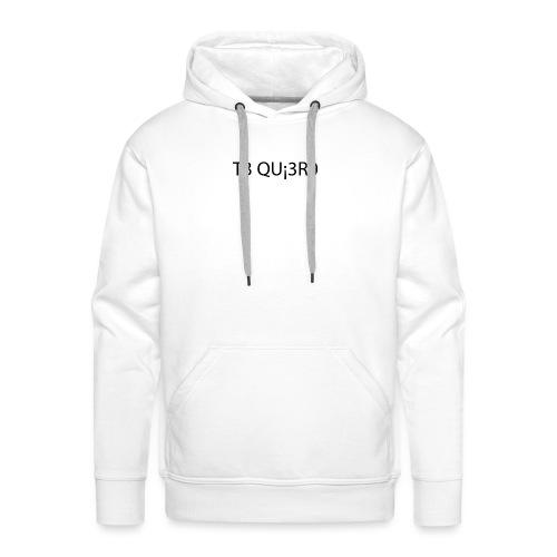 Te Quiero - Sweat-shirt à capuche Premium pour hommes
