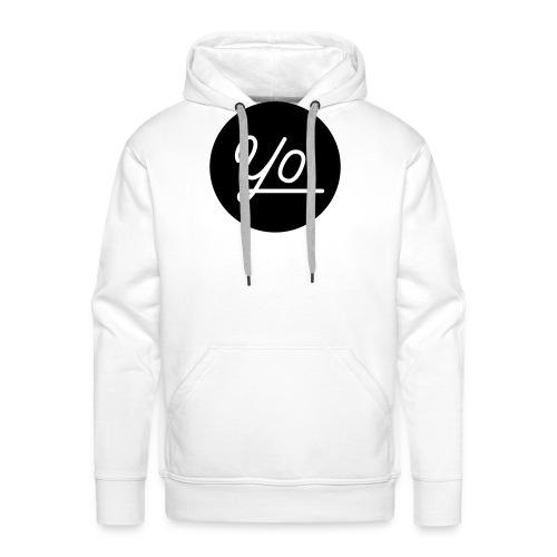 Yo. - Männer Premium Hoodie