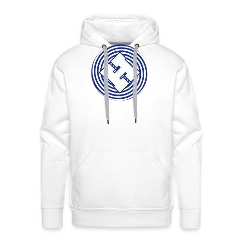 mindhackspacelogo large - Men's Premium Hoodie