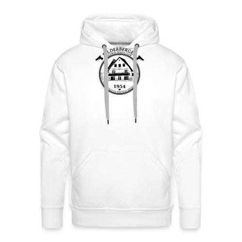 Bilderberg Logo - Männer Premium Hoodie