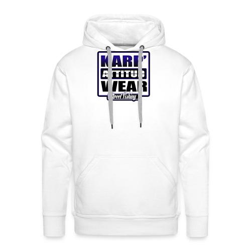 logo carr tshirt - Sweat-shirt à capuche Premium pour hommes
