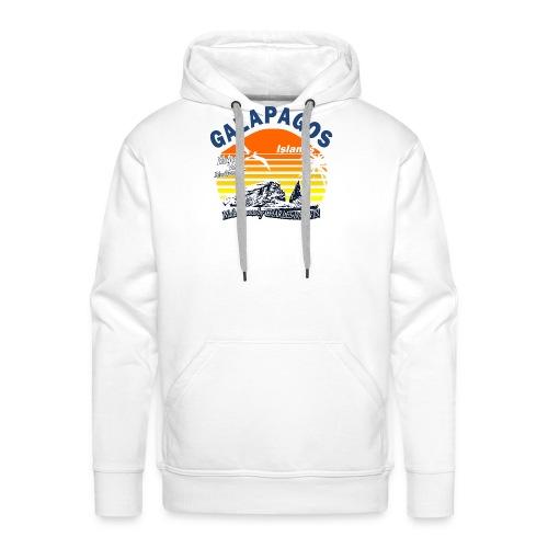 Galapagos Islands - Men's Premium Hoodie