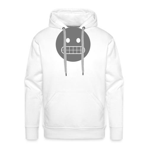 emoji, Smiliy - Männer Premium Hoodie