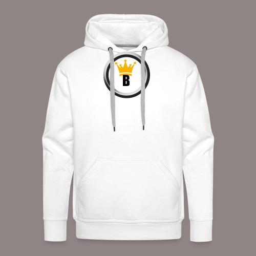 Bernado Logo Produkte - Männer Premium Hoodie