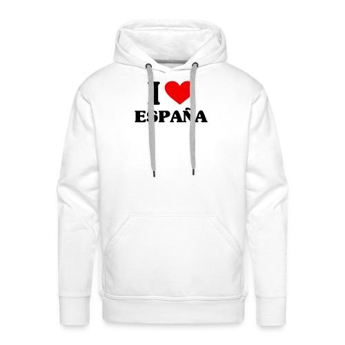 I love Espana - Männer Premium Hoodie