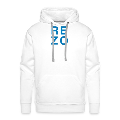 Rezo for president - Männer Premium Hoodie